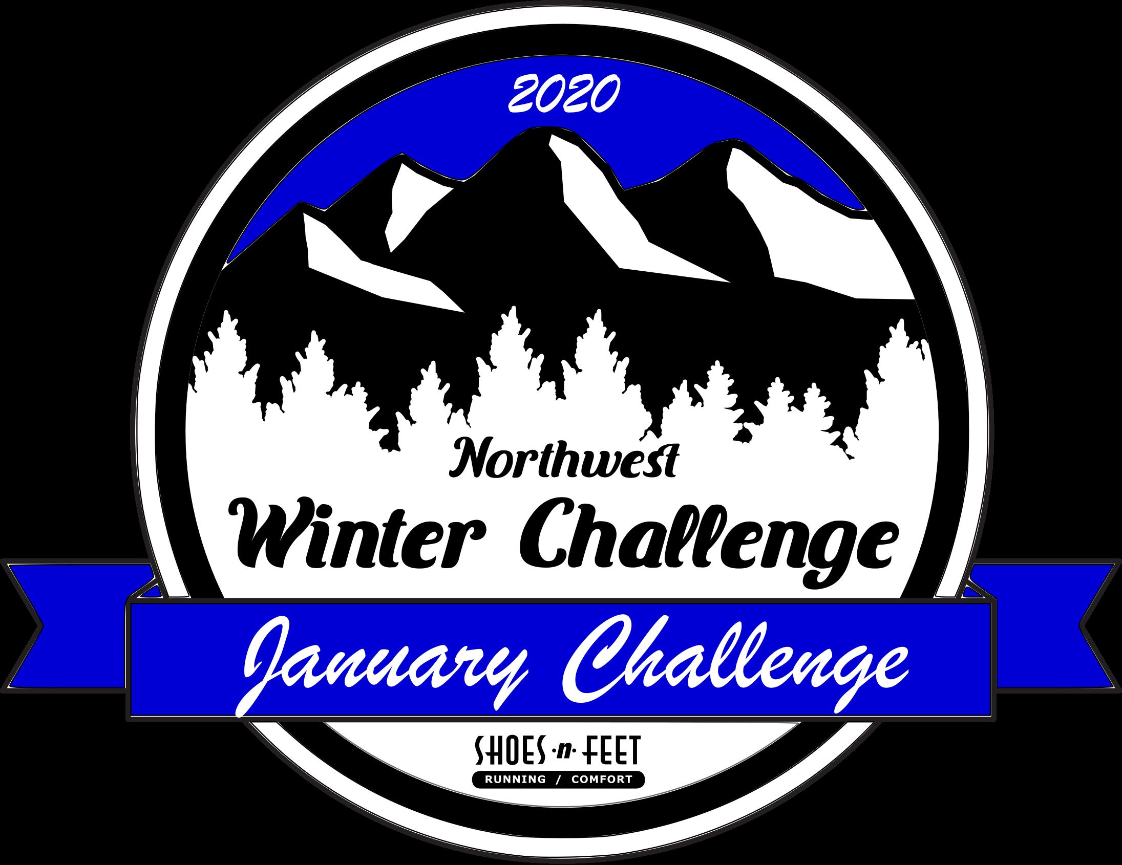 2020 january challenge logo