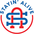Small2017 stayin alive logo v.f