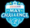 2020 may challenge logo shadow
