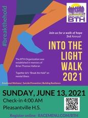 Into the light walk 2021