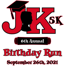 Logo with 2021 date