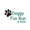 Doggy fun run logo