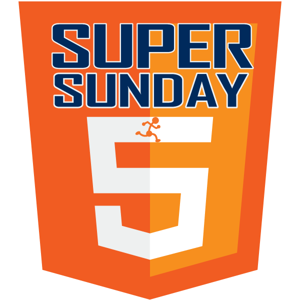Super sunday logo square