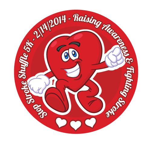 Heart medal1