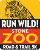 Run wild stone logo