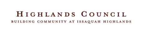 Highland Council Logo