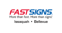 Fast Signs Issaquah - Bellevue Logo