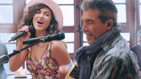 Ana Victoria y Diego Verdaguer - Yo Lo Quiero Tanto (Orgánico DVD 4K) - DiegoVerdaguer