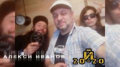 Алекси Иванов (1/2) с Й 20-20 за уличен артист на годината