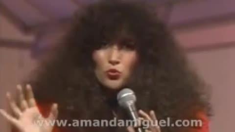 Amanda Miguel - Igual que un Avión - Amanda Miguel