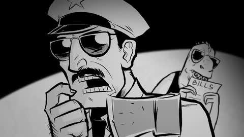 Axe Cop - Folge 3 - Rug Burn