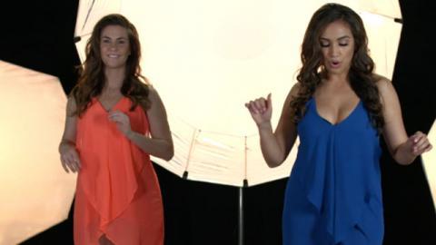 Aprende a Bailar: Salsa (Parte 3) - Paso a Paso con Lorena Kichick - Baile