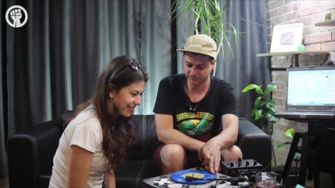 DJ DELightfull (2/2+) дисциплина и една сборна касетка без опис - 50 STOTINKI