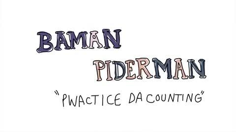 Pwactice Da Counting (Ep #4) - BamanPiderman