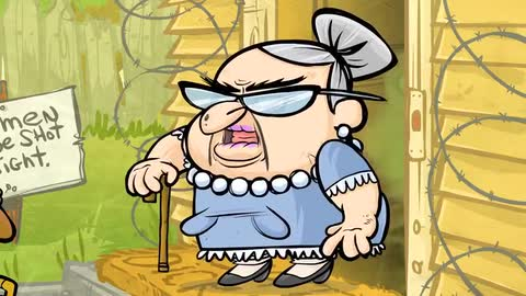 Death of a Turd Cobbler (Ep 1) - Mrs. Brickles