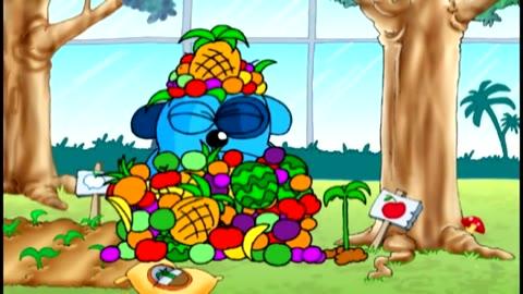 El Ataque De Las Frutas - Roncho