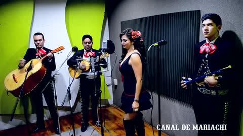 Rubi Rey - Dejame Vivir - Mariachi Channel