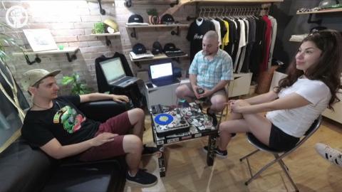 DJ DELightfull (1/2) най-свежият роден грамофонист! - 50 STOTINKI