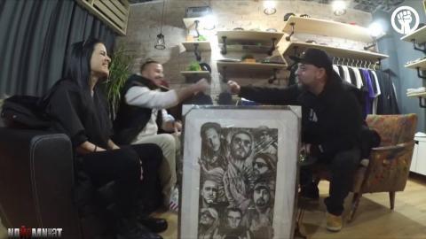 Balkan Tattoo с рамо към БГ Хоп артистите - 50 STOTINKI