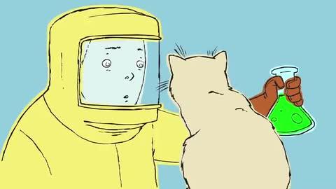 Radiation (Ep #1) - Cat Slap