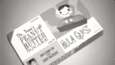 Peanut Butter Square Hula Quest (Ep #6) - DrTran