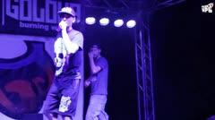MD Beddah @ Nature All Hip Hop (18.07.15) pt.1 (+Gerata)