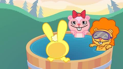 Hot Tub Shake - Happy Tree Friends