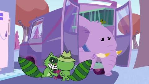 Junk in the Trunk - Happy Tree Friends