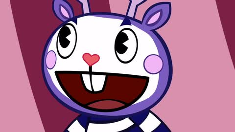 Mime to Five - Happy Tree Friends