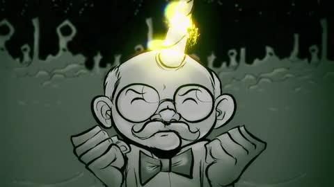 AXE COP - evil, Evil, Evil Planet Tinko! (Part 3, Episode 8) - Rug Burn