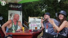 КИРО БРЕЙКА @ ЙоМРУК на Goloka Fest 3 (1/2) за младите, нивото, спорта и държавна намеса
