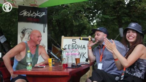 КИРО БРЕЙКА @ ЙоМРУК на Goloka Fest 3 (1/2) за младите, нивото, спорта и държавна намеса - 50 STOTINKI