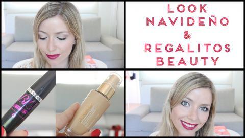 ♥ Makeup Tutorial   Look Navideño & Regalitos Beauty Avon ♥ - FashionistARG