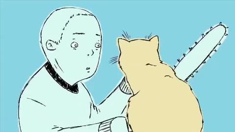 Chainsaw (Ep #6) - Cat Slap