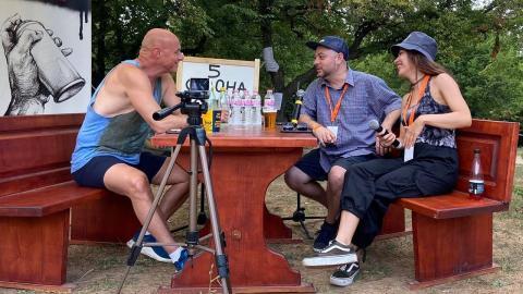 КИРО БРЕЙКА @ ЙоМРУК на Goloka Fest 3 (2/2) - за какво мечтае и защо пороците продават - 50 STOTINKI