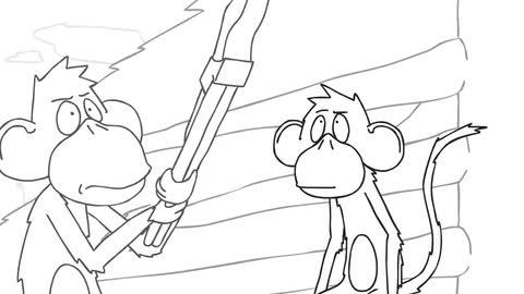 Affen (Folge 3) - RaisedByZombiesDE