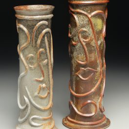 Melanie Robertson, The Village Potters, Asheville NC, River Arts District, Pottery, Ceramics, Raku, pottery classes