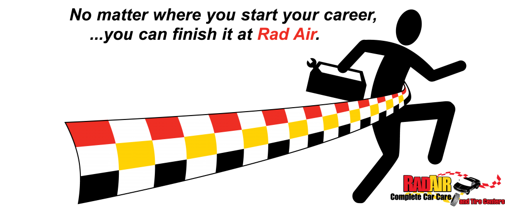 Rad Air Careers