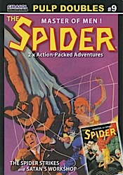 All pulp radio archives news the spider volume 9 fandeluxe Images