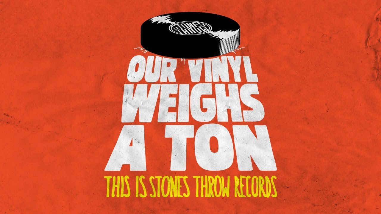 """Poster for film """"Our Vinyl Weighs a Ton"""""""