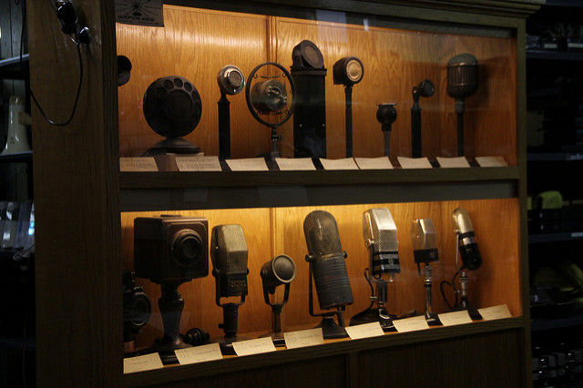 microphone museum