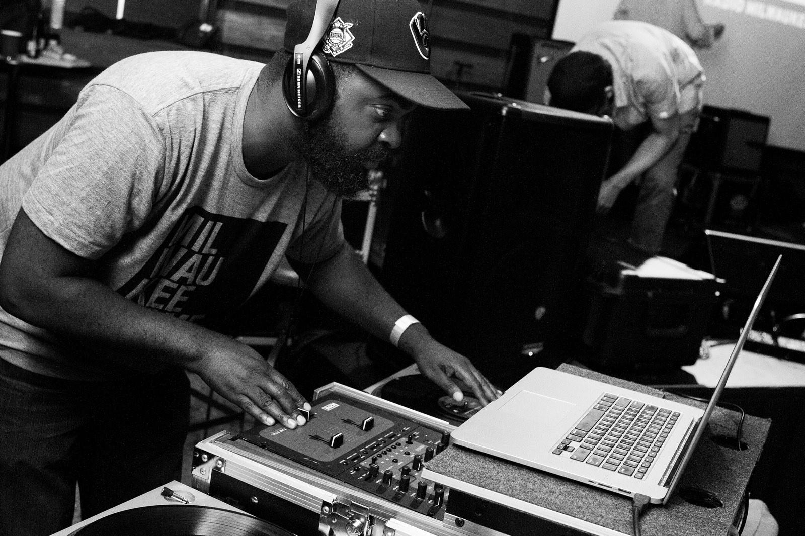 Tarik Moody and Rhythm Lab Radio