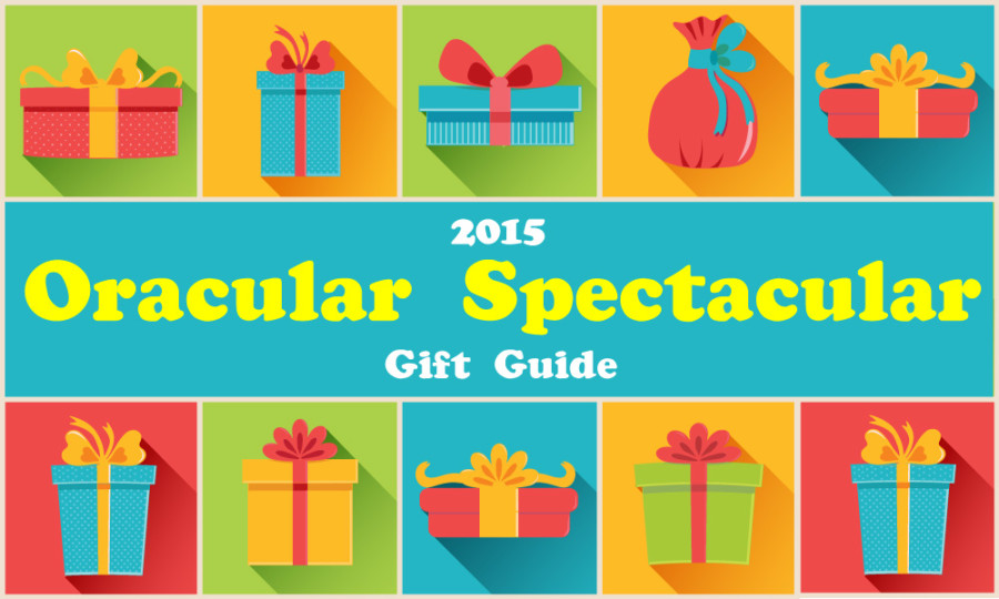 Oracular Spectacular 2015 gift guide