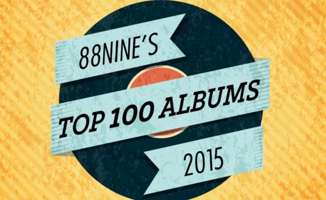 Top 100 Albums 2015