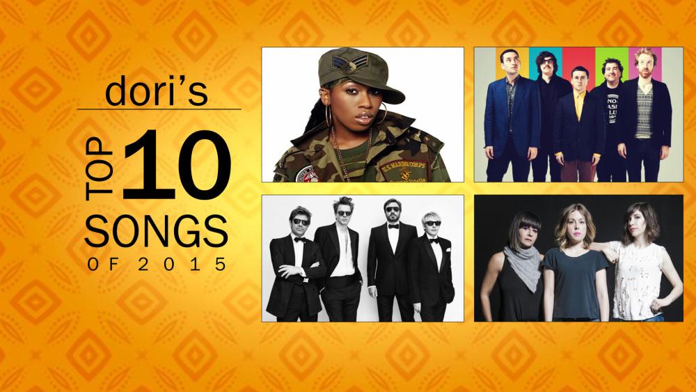 Dori Zori's Top 10 songs of 2015, including Duran Duran at No.1
