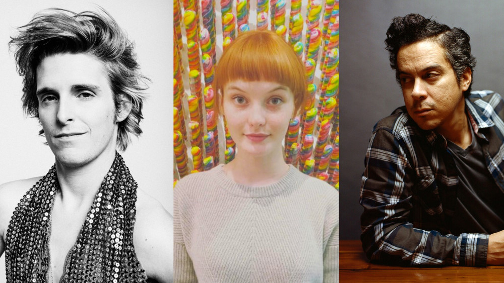 Diane Coffee, Kacy Hill and M Ward
