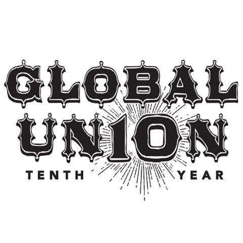 Global Union 10th Year Logo Sound Travels