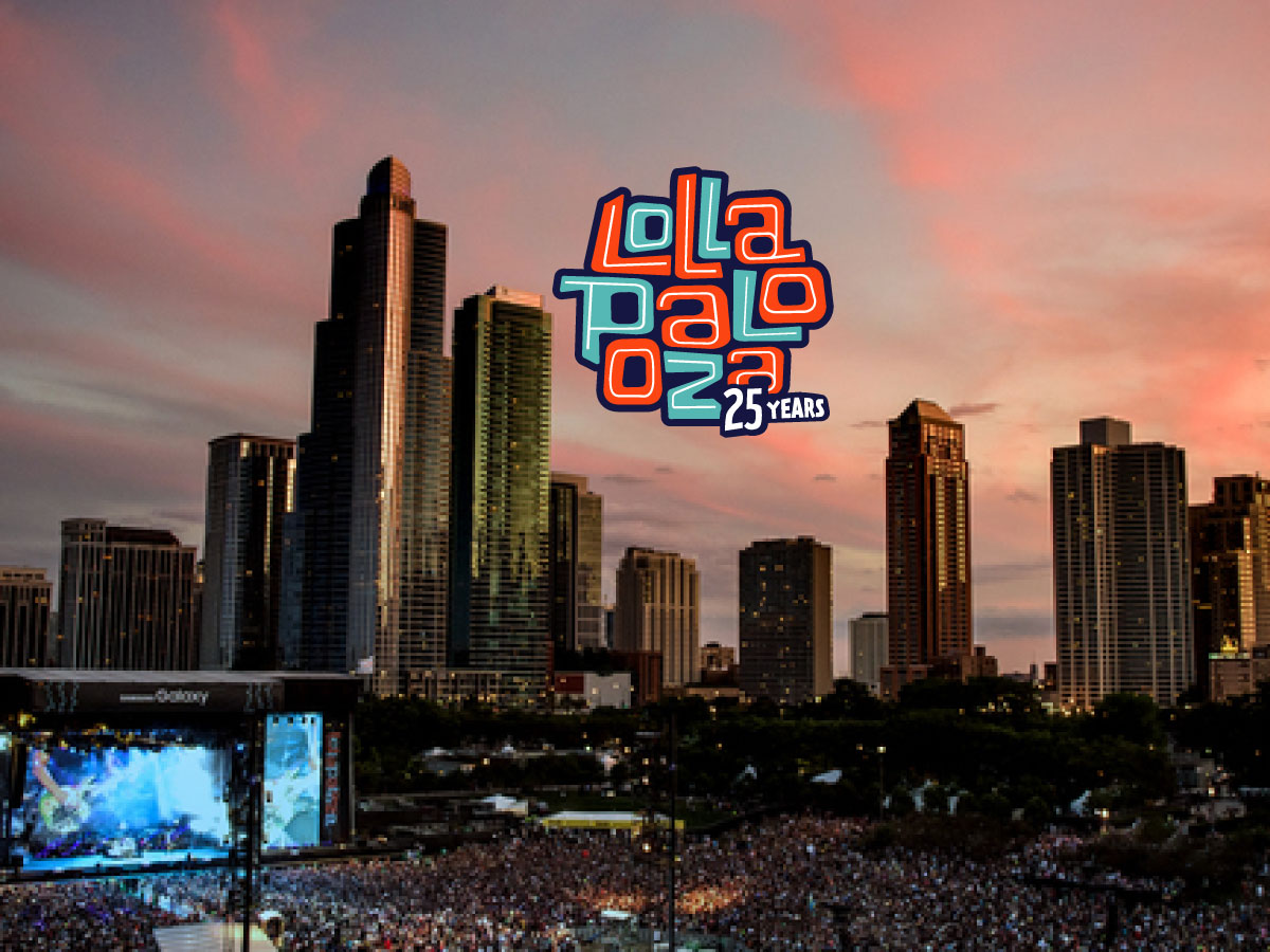 Win Lollapalooza VIP Passes