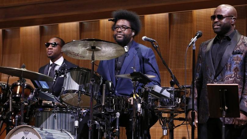The Roots coming to the Big Gig