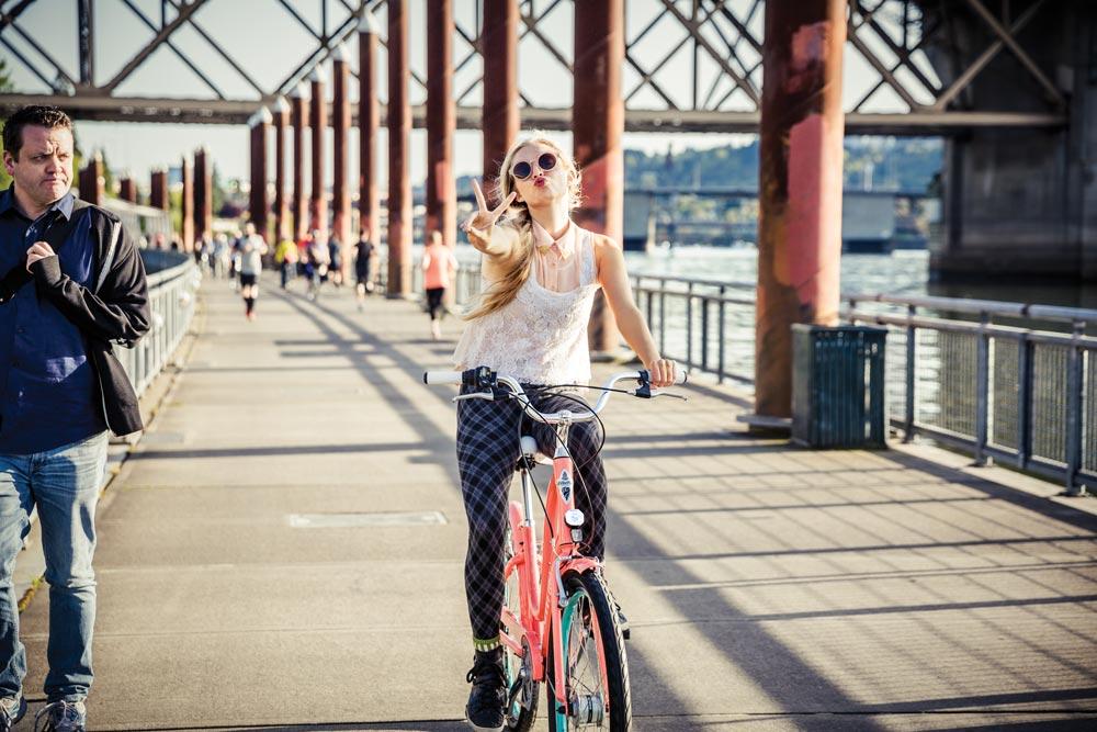 Win a bike from Wheel & Sprocket